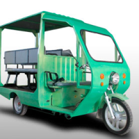 ADB tests Philippines e-trike from PhUV and TecoElectric