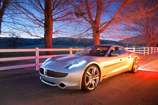 Fisker Automotive Karma Plug-in Hybrid Electric Vehicle