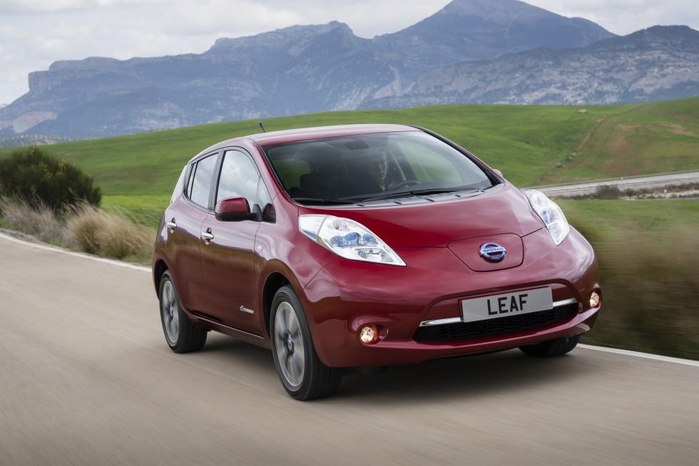 Nissan Leaf EV (asia.EV)
