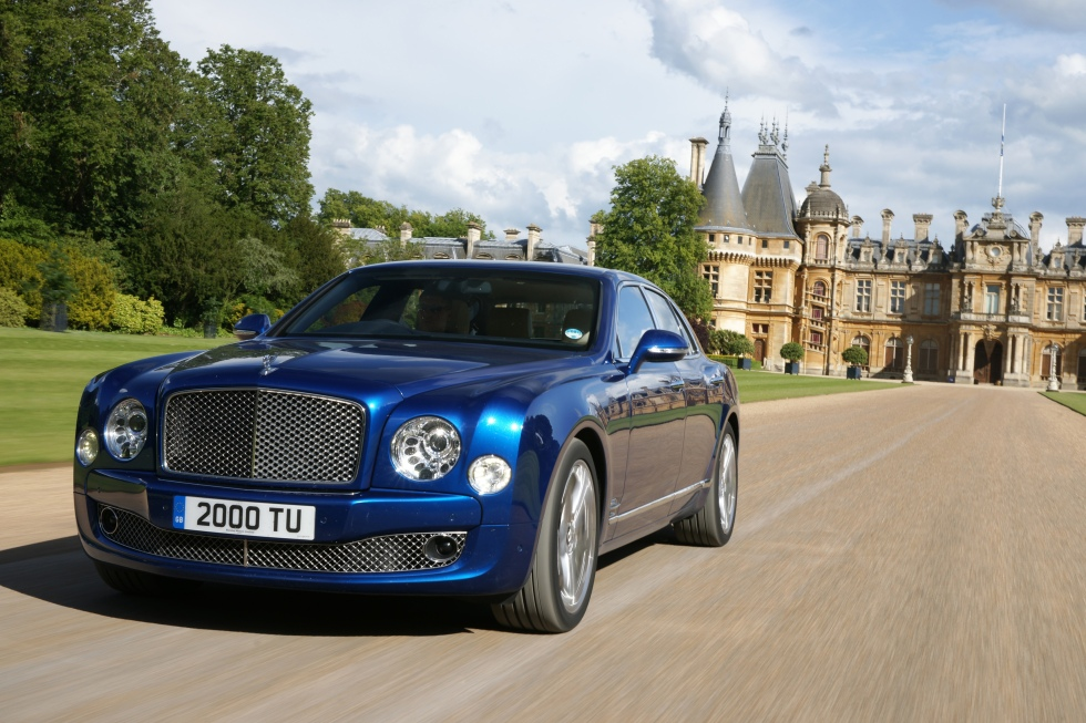 Bentley Mulsanne Hybrid