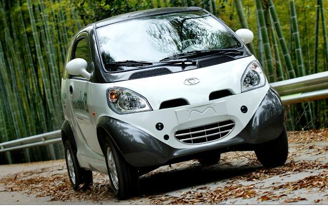 Kandi Electric Vehicle China