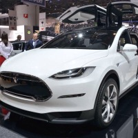 Tesla's electric SUV hitting roads in Q3