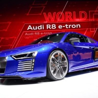 Audi's electric R8 is almost here